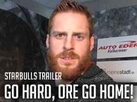 Trailerproduktion: Starbullstrailer mit Tyler McNeely